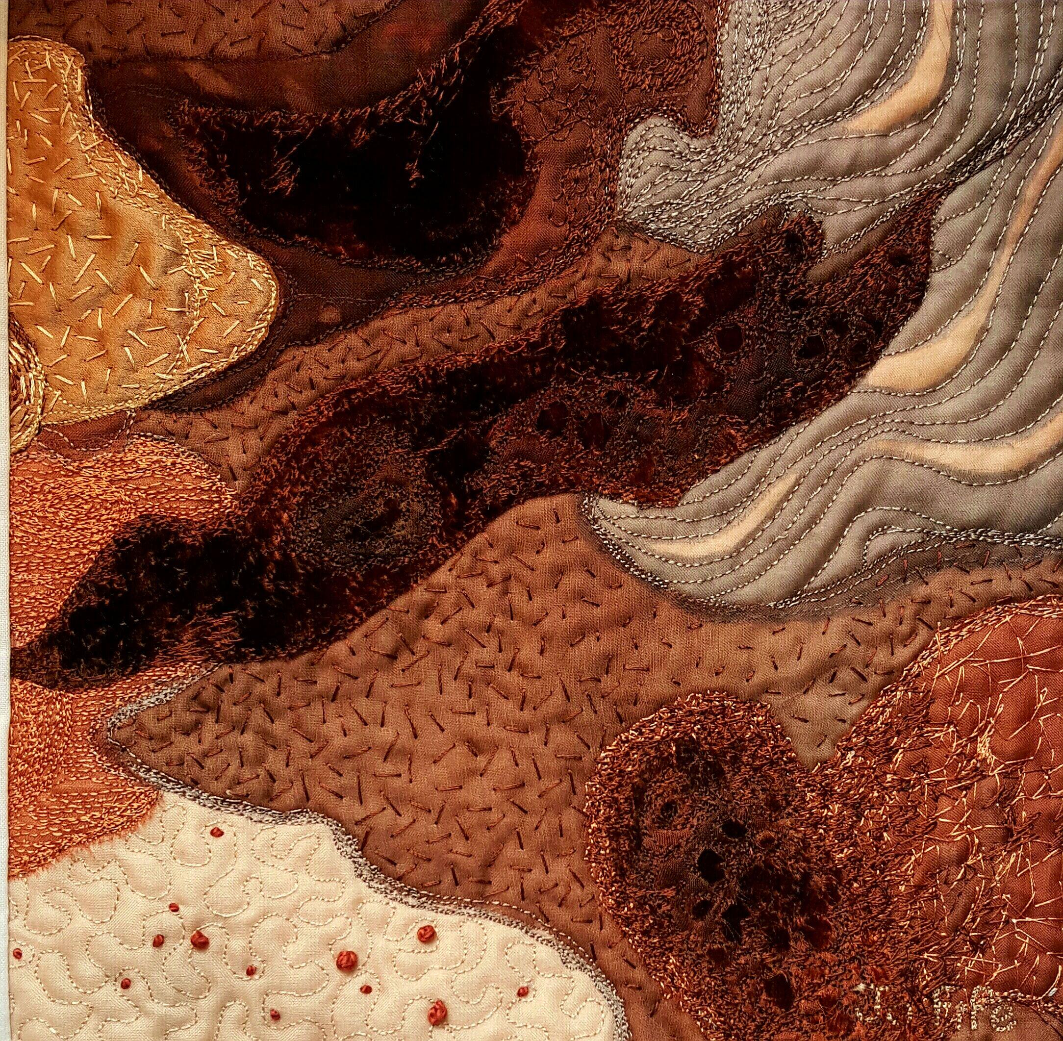 Stranded Coastlines Ancient Dunes